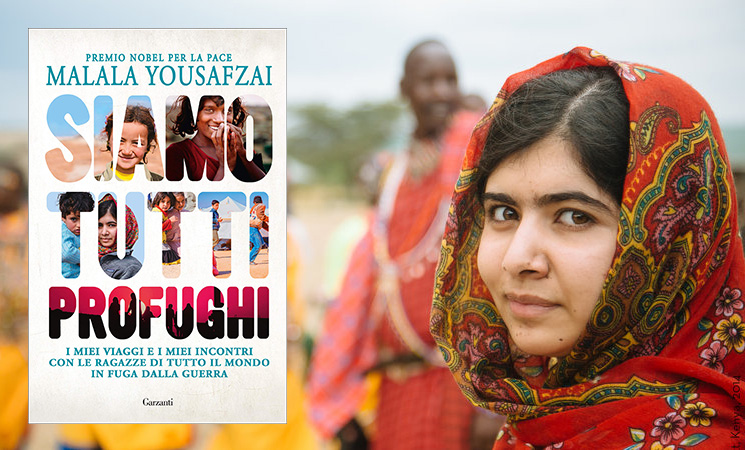 Malala Siamo tutti Profughi