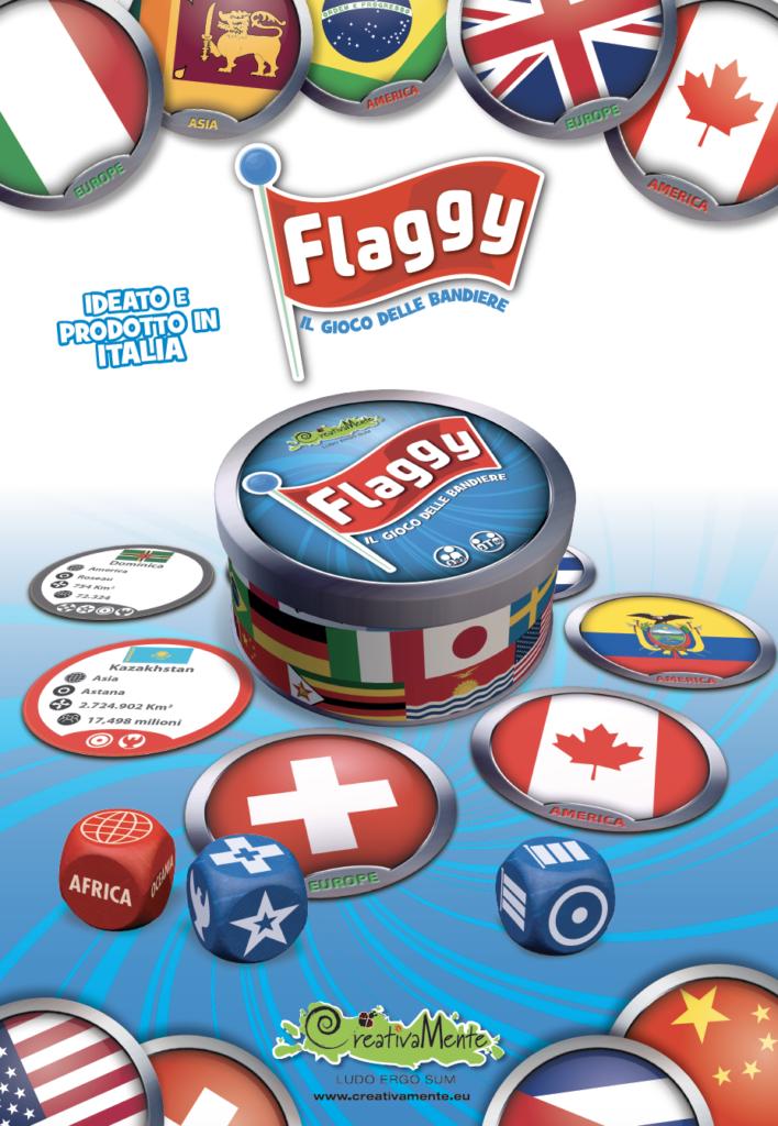 Flaggy - Il Gioco della Bandiere