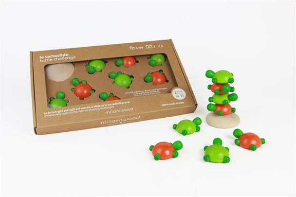 Giochi in legno per bambini