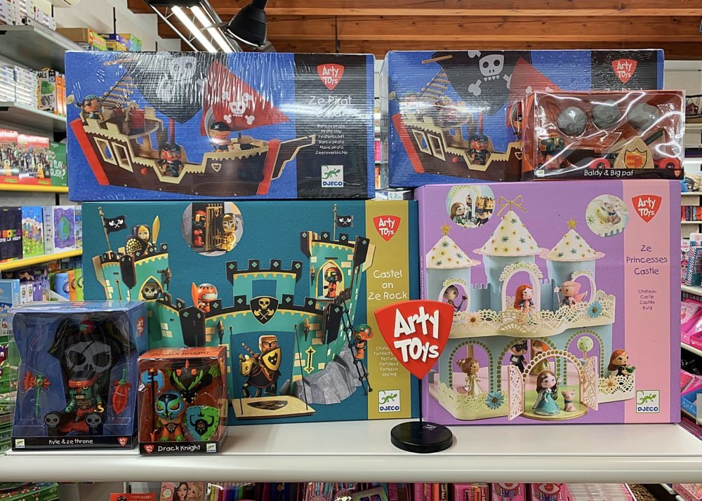 Djeco Arty Toys
